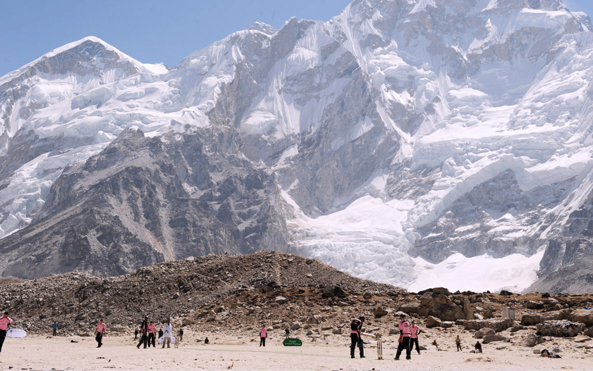 everest test
