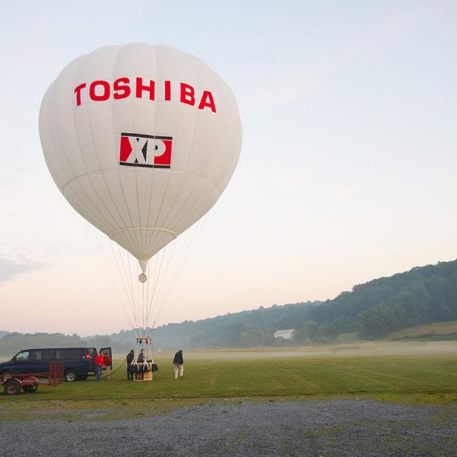 Captive Minds – Toshiba Challenge