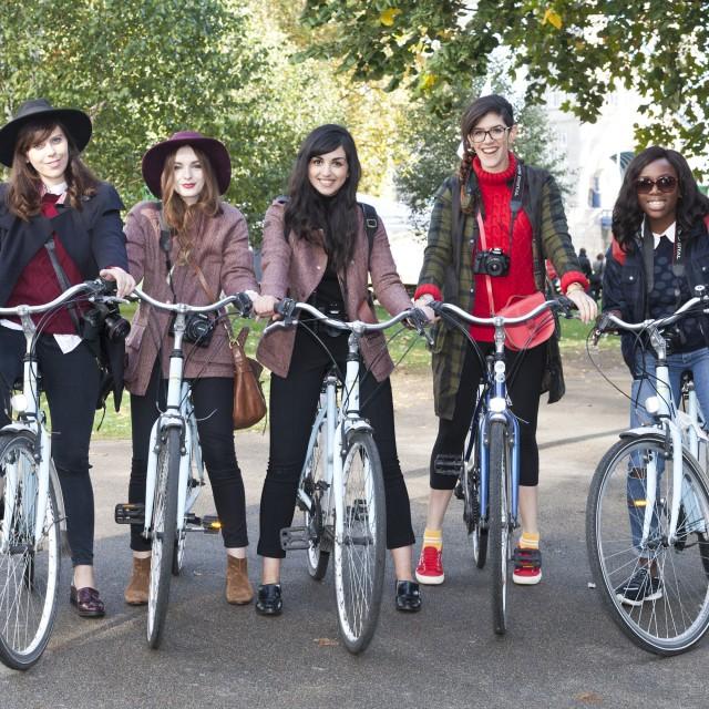 Wool Ride 2014