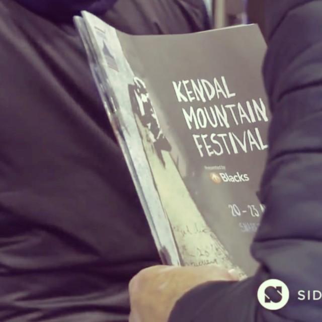 Sidetracked TV Kendal Mountain Festival