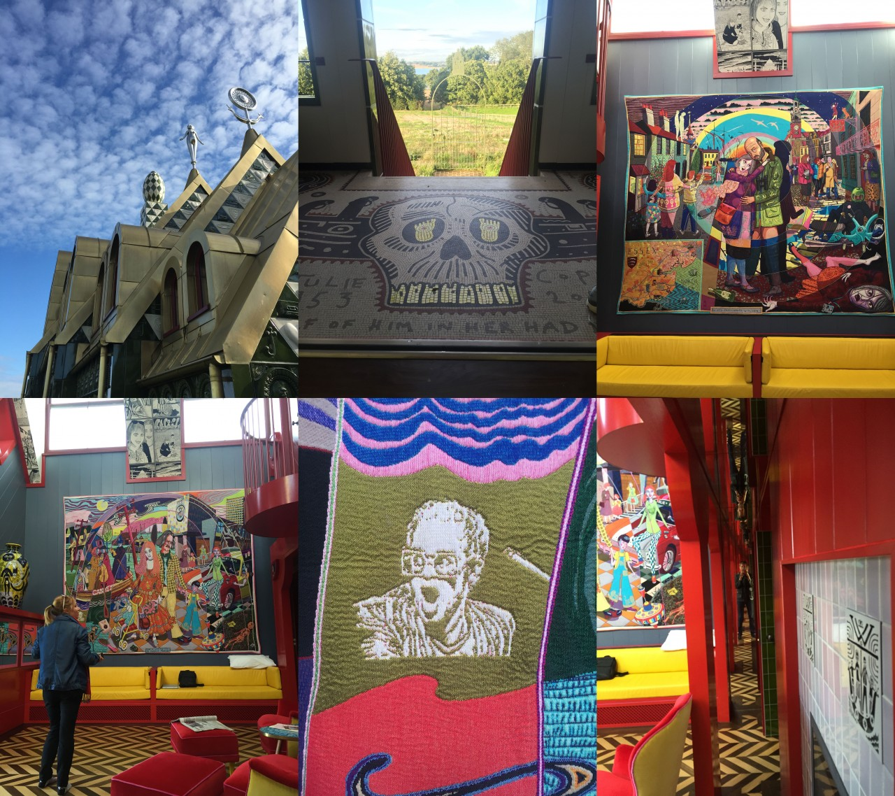Grayson Perry House for Essex details