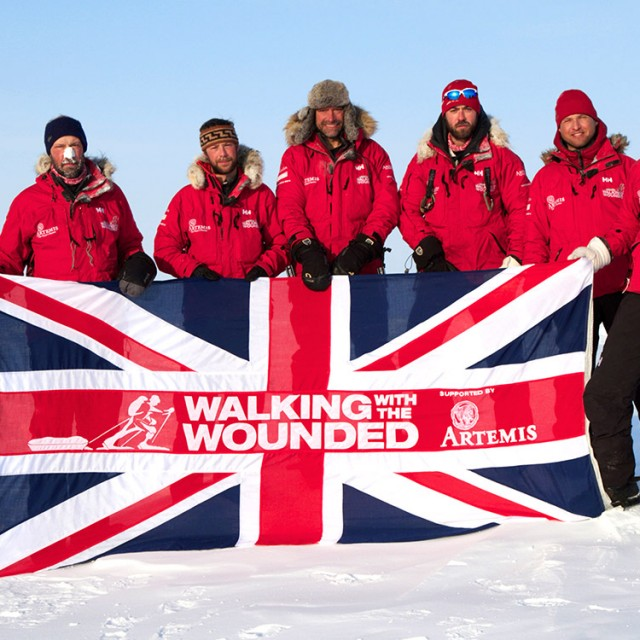 Harry's South Pole Heroes