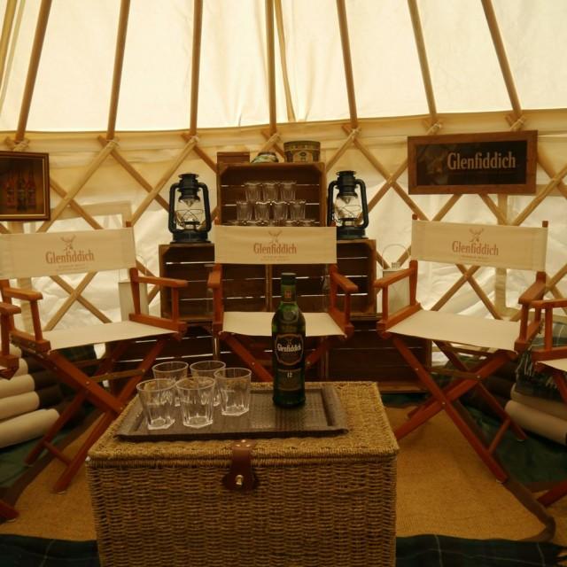 Glenfiddich Highest Whisky Tasting