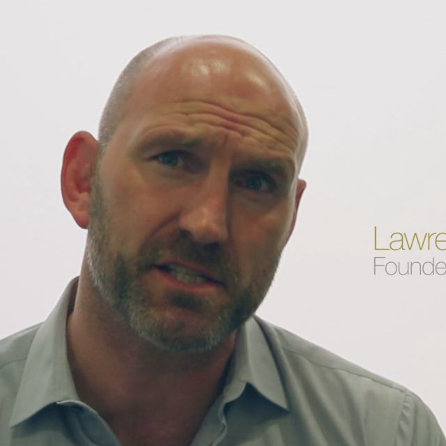 Lawrence Dallaglio RugbyWorks